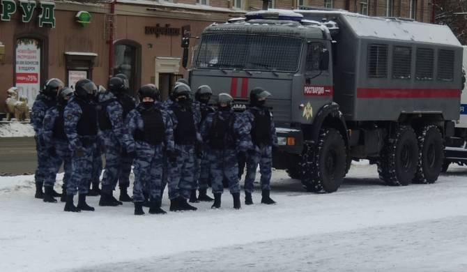 В Брянске на ремонт здания ОМОНа потратят 11 миллионов рублей