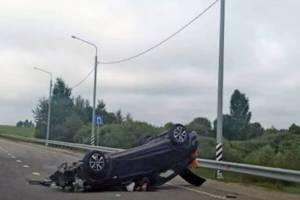 Двое братьев из Новозыбкова погибли в жутком ДТП под Калугой