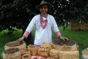 Брянский мастер народных ремесел  откроет выставку «Лыковая сказка»
