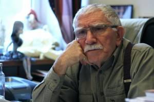 Сегодня рано утром умер Армен Джигарханян