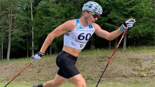 Брянец Александр Большунов отправился на Чемпионат мира в Италию