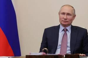 Путин назвал брянского лыжника Большунова главным героем гонки на 50 км