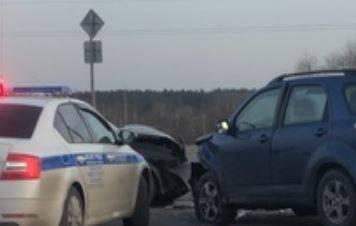 В Брянске сообщили о пострадавших в ДТП при повороте в Большое Полпино