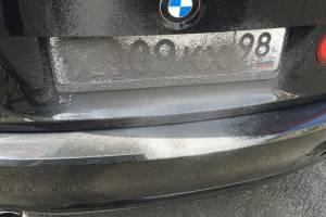 Брянским водителям пригрозили наказаниями за грязь на номерах