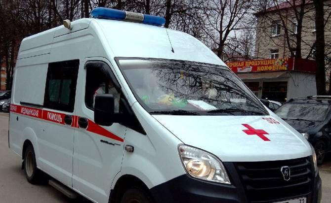 В Дятьково водитель легковушки откинул помед на пенсионерку
