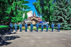 МЧС в Брянске пополнилось новыми офицерами