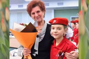 В Брянске отметила юбилей мать погибшего в Чечне Героя России Олега Ермакова
