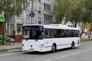 Куда на выходных пропали автобусы с улиц Брянска?