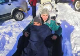В Брянской области 5 часов искали технику для спасения заблудившегося в зимнем лесу мужчины