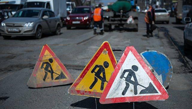 В брянском поселке Локоть потратят 9 миллионов рублей на ремонт дорог