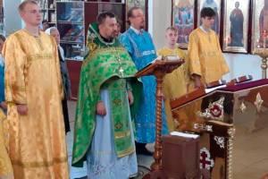 В Унече почтили память Сергия Радонежского