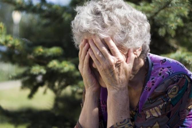 В Брянске росгвардейцы вернули заблудившуюся пенсионерку родственникам