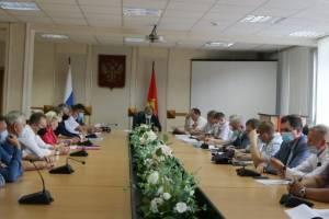 Трем брянским подрядчикам предъявили претензии за качество ремонта дорог