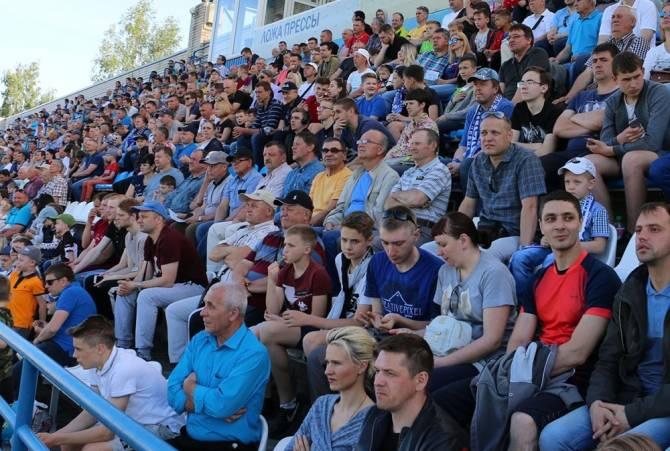 Брянские динамовцы извинились перед болельщиками за отсутствие билетов