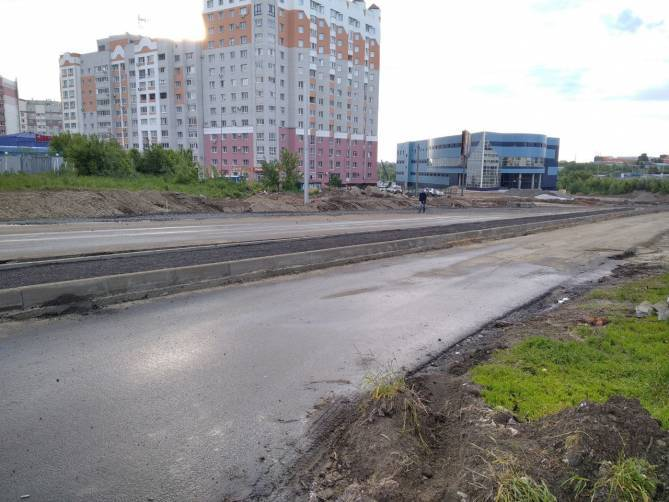 В Брянске появится новый восьмикилометровый шестиполосный проспект