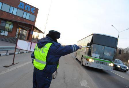 В Брянске за день наказали двух водителей автобусов