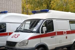 В Климово пьяный водитель отправил Renault в дерево: ранена женщина