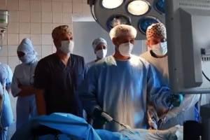 Курские врачи помогли брянцу сохранить почку