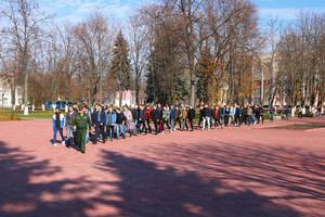 Из Брянска осенью призовут в армию 400 юношей