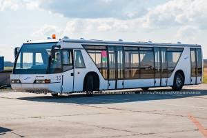 Международный аэропорт «Брянск» купил перронный автобус на 132 человека