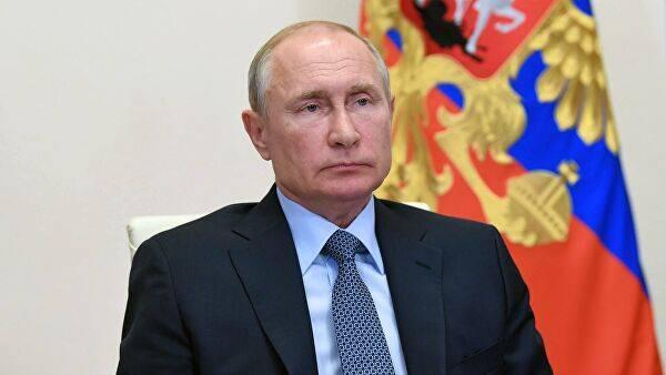 Владимир Путин снова обратится к россиянам