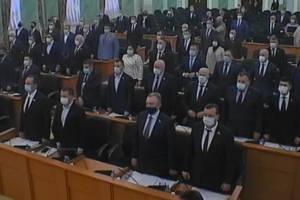 В Брянске началось 24-е заседание областной думы