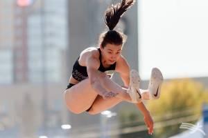 Брянская девушка стала чемпионкой России по легкой атлетике среди молодежи