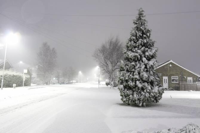 МЧС предупредило брянцев о наступлении аномально холодной погоды