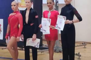 Брянские танцоры вышли в финал престижных соревнований
