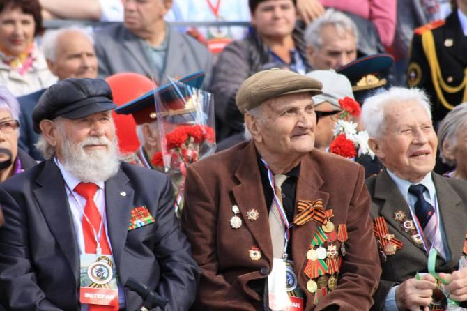 Старейшему брянскому участнику Великой Отечественной пошел 105 год