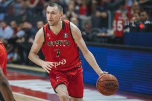 Баскетболист Виталий Фридзон передал для клинцовского дома ребенка 500 тыс рублей