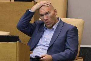 Брянский депутат Николай Валуев не захотел драться с Майком Тайсоном