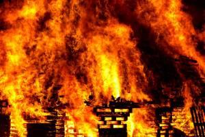 В Брянской области установился 4 класс пожароопасности