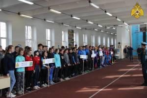 Юные брянские пожарные стали третьими на первенстве в ЦФО