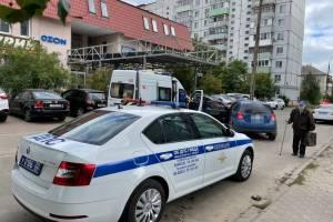 В Володарском районе Брянска легковушка сбила пенсионерку