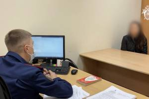 В Брянске арестовали женщину за взятку ради политубежища США