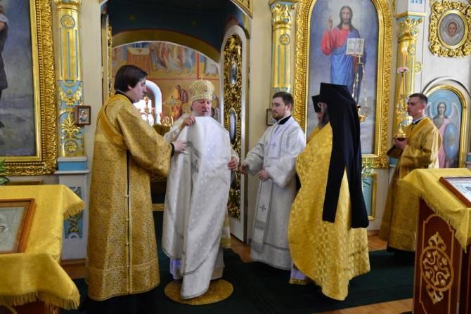В Брянске православные отметили День Петра и Павла