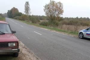 По климовскому селу разъезжал 58-летний водитель ВАЗ без прав