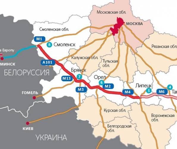 Строительство автобана из Китая в Европу через Брянщину начнется в этом году