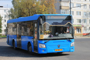 В Брянске объявили о покупке 32 автобусов с кондиционерами