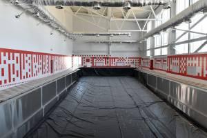 В Фокинском районе Брянска спорткомплекс с бассейном почти готов к открытию