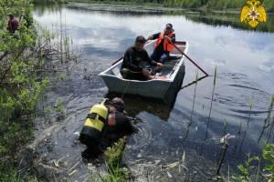 Из озера в Дятьковском районе подняли труп 44-летнего мужчины