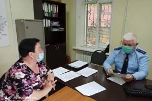 Прокурор Брянщины Войтович выслушал жалобы жителей Карачева