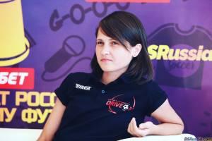 Брянская спортсменка Иветта Акулова победила с проектом развития женского футбола