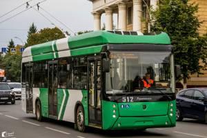 Для Брянска обещают закупить 100 новых троллейбусов