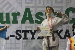 Брянская каратистка взяла «золото» на международных соревнованиях