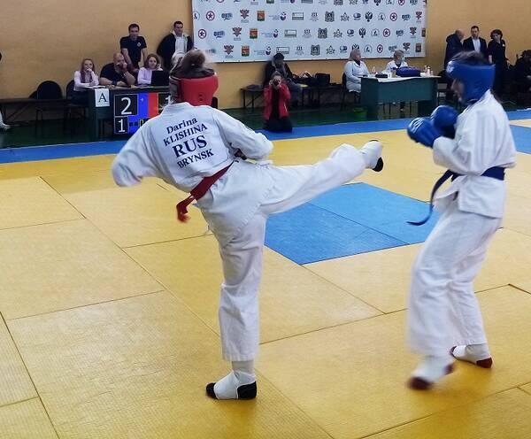 В Жуковке прошел турнир по рукопашному бою