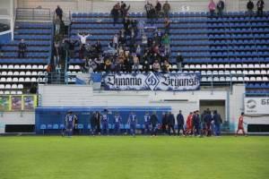 Брянское «Динамо» оштрафовали за мат болельщиков