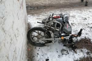 В утреннем ДТП под Новозыбковом погиб 18-летний парень