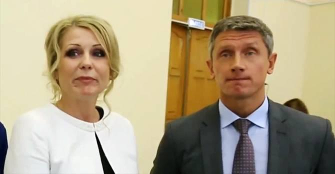 В Клинцах чиновники выделили продукты умершему инвалиду